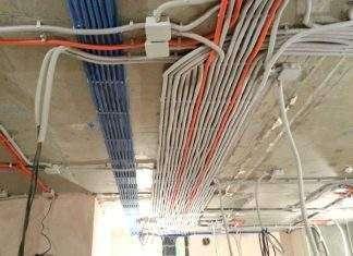 Электромонтажные работы и монтаж проводки