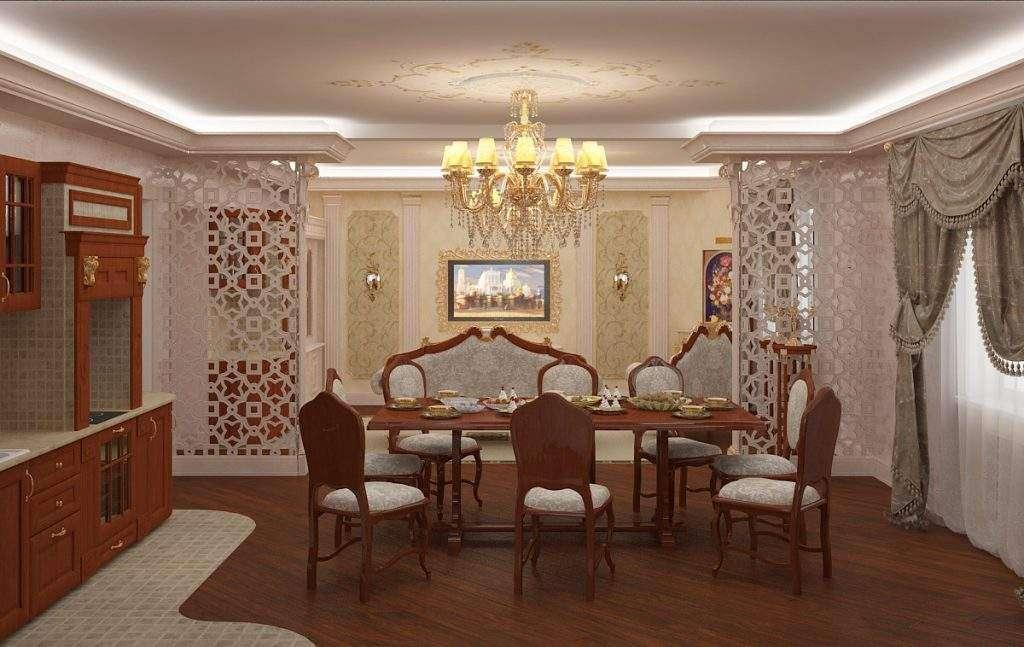 дизайн интерьера квартиры или дома