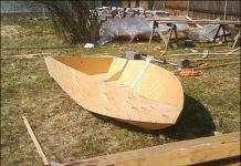 Фанера для лодок катеров и яхт