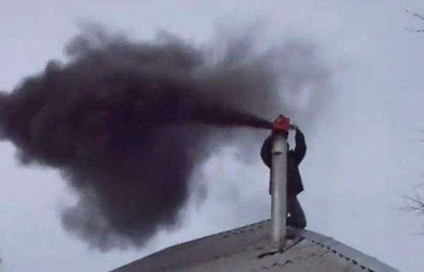 Як прочистити димар